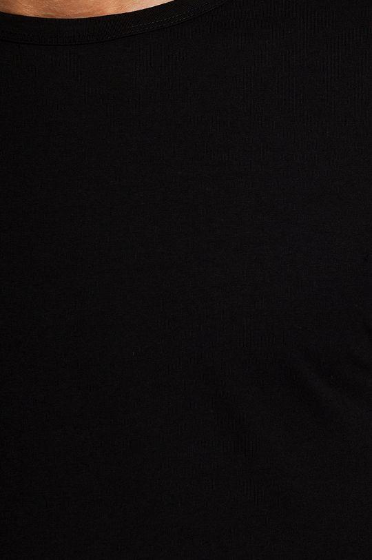 černá Jack & Jones - Tričko s dlouhým rukávem