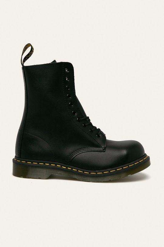 černá Dr Martens - Kotníkové boty 10105001 Pánský