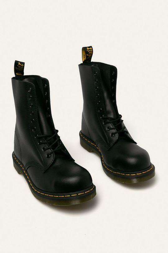 Dr Martens - Kotníkové boty 10105001 černá
