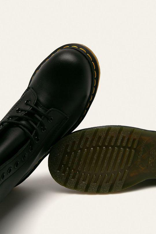 černá Dr Martens - Kotníkové boty 10105001