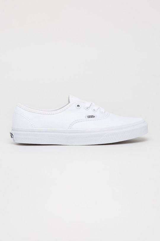 biały Vans - Tenisówki Authentic Damski