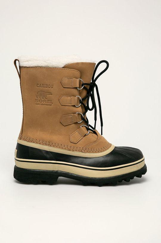 bej Sorel - Cizme de iarna Caribou De bărbați