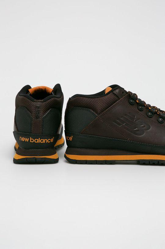 maro inchis New Balance - Pantofi H754BY