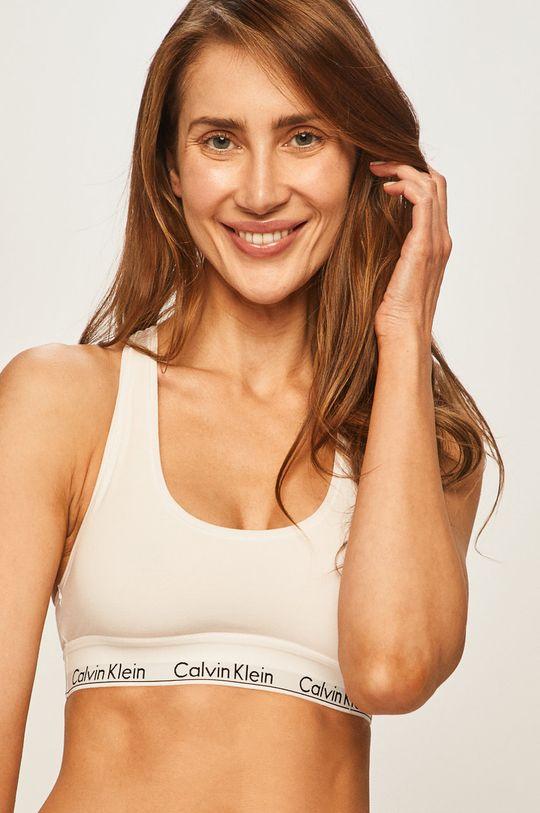 bílá Calvin Klein Underwear - Podprsenka Bralette Dámský