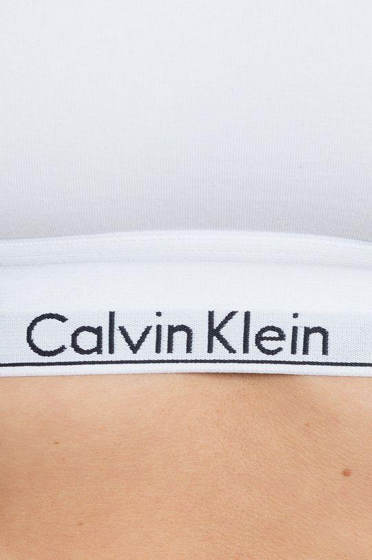 bílá Calvin Klein Underwear - Podprsenka Bralette