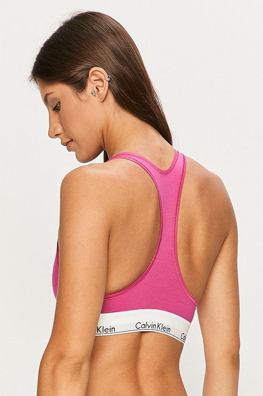 Calvin Klein Underwear - Podprsenka sýto ružová