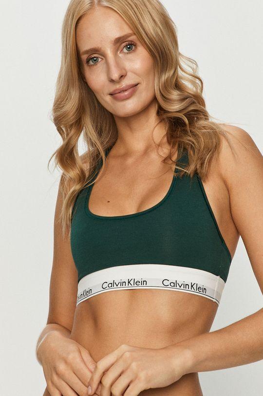zelená Calvin Klein Underwear - Podprsenka Bralette Dámský