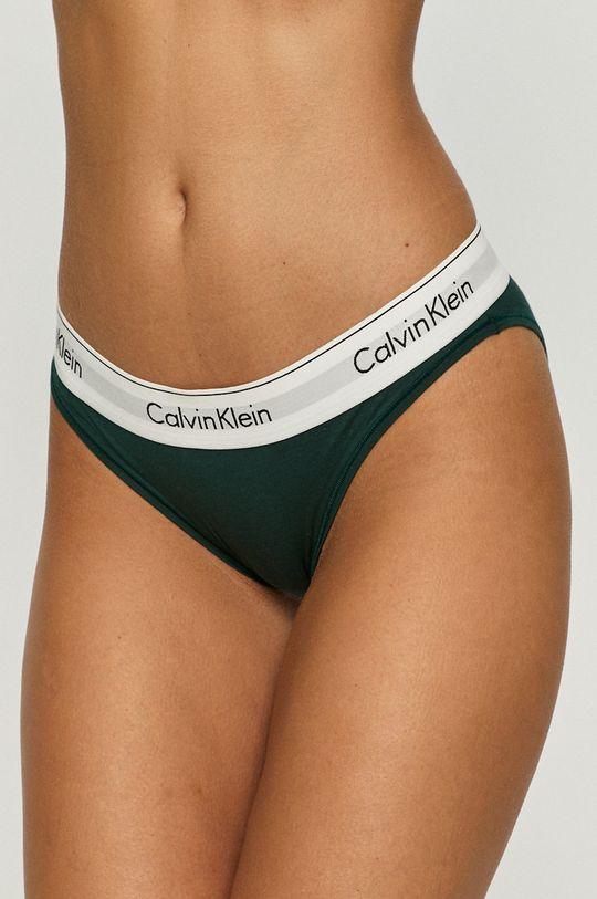 zielony Calvin Klein Underwear - Figi Damski