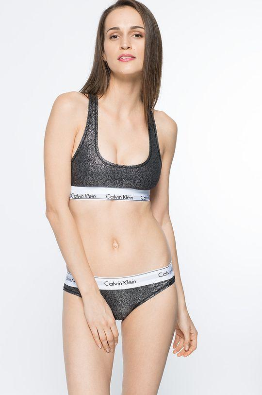 Calvin Klein Underwear - Kalhotky Bikini černá