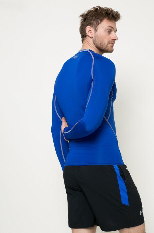 Under Armour - Longsleeve HeatGear Armour Long Sleeve Compression Shirt 16 % Elastan, 84 % Poliester