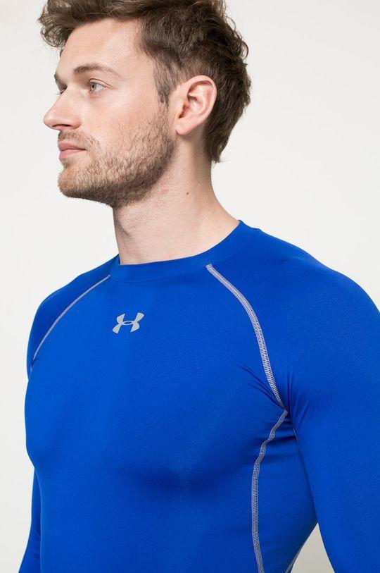 niebieski Under Armour - Longsleeve HeatGear Armour Long Sleeve Compression Shirt