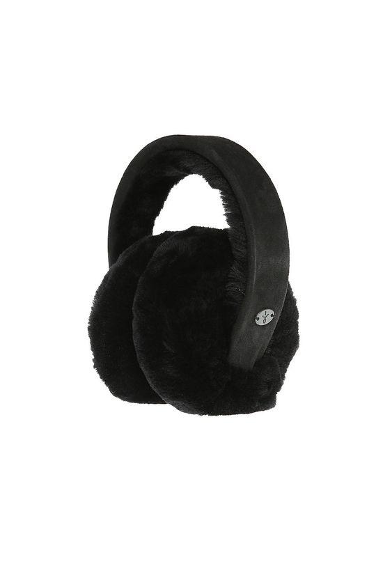 černá Emu Australia - Klapky na uši Angahook Earmuffs Dámský