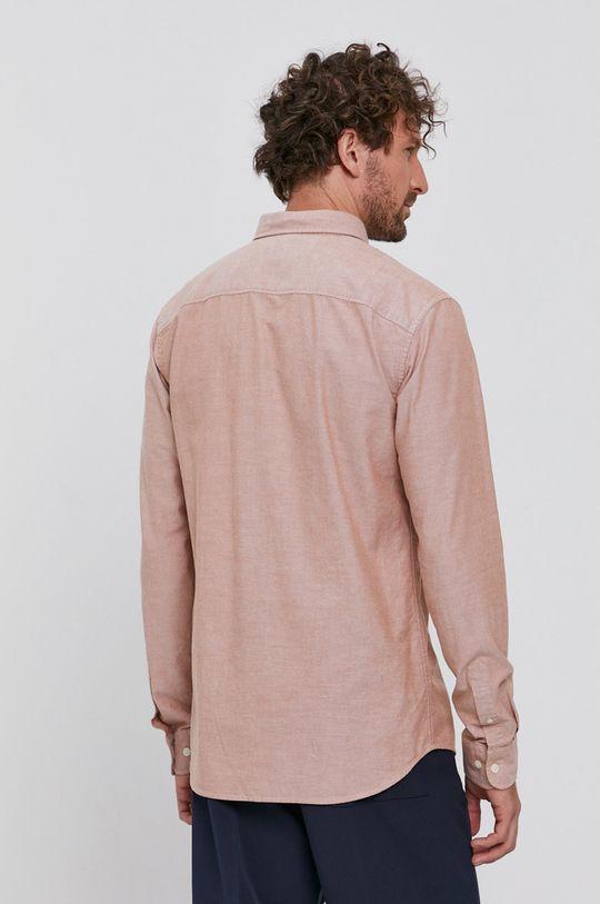 brązowy Selected - Koszula