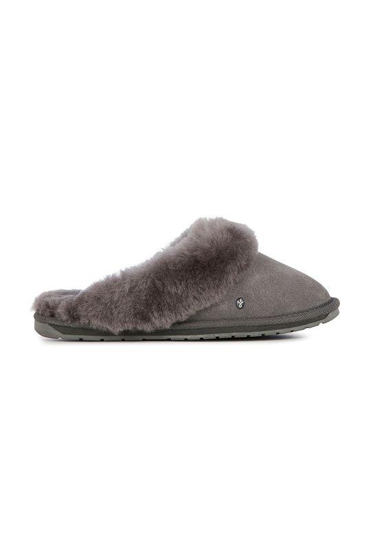šedá Emu Australia - Pantofle Jolie Dámský