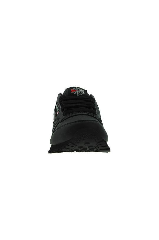 czarny Reebok - Buty dziecięce Classic