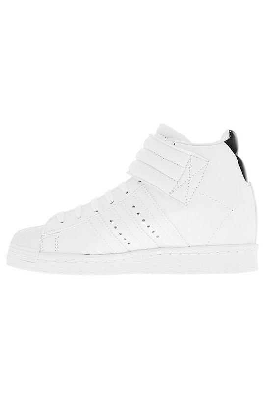 adidas Originals - Topánky Superstar UP Strap W <p>Zvršok: Syntetická látka, Prírodná koža Vnútro: Textil Podrážka: Syntetická látka</p>