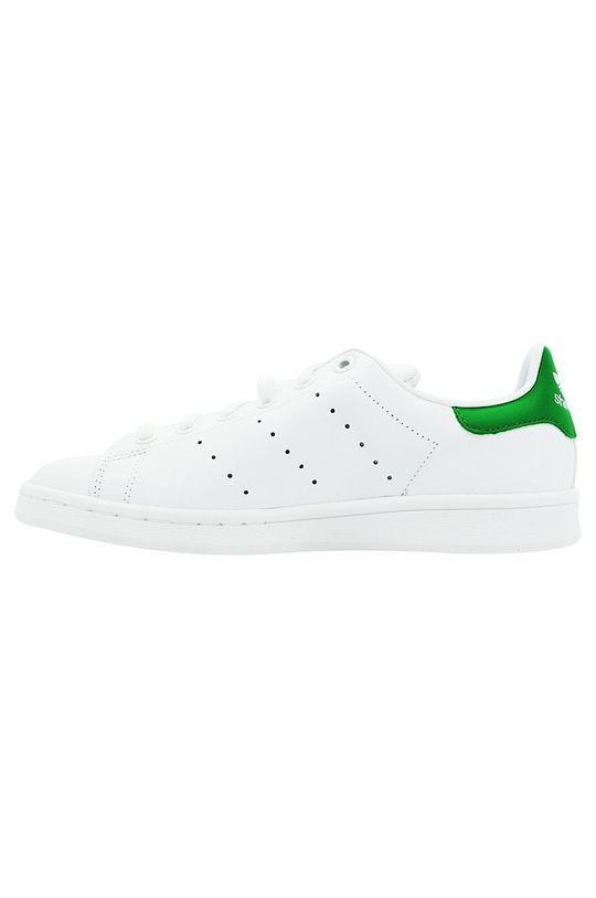 adidas Originals - Шкіряні черевики Stan Smith  Халяви: Натуральна шкіра Внутрішня частина: Синтетичний матеріал Підошва: Синтетичний матеріал