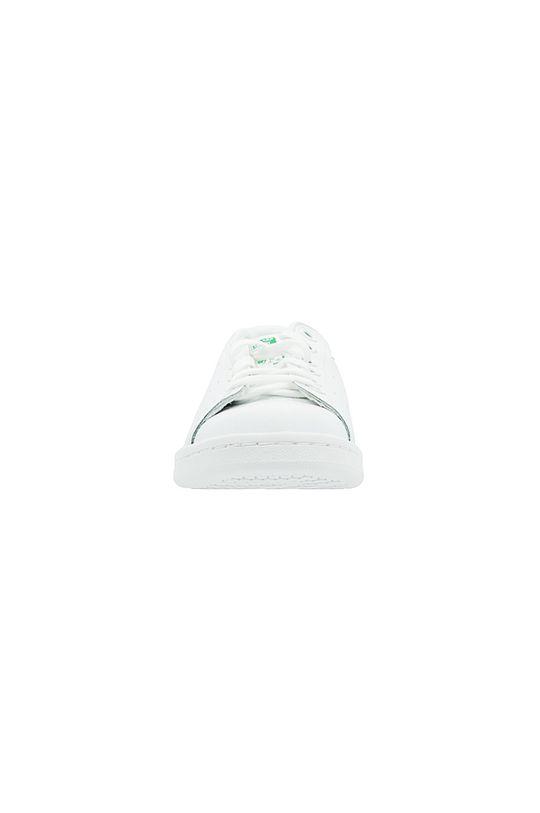 білий adidas Originals - Шкіряні черевики Stan Smith