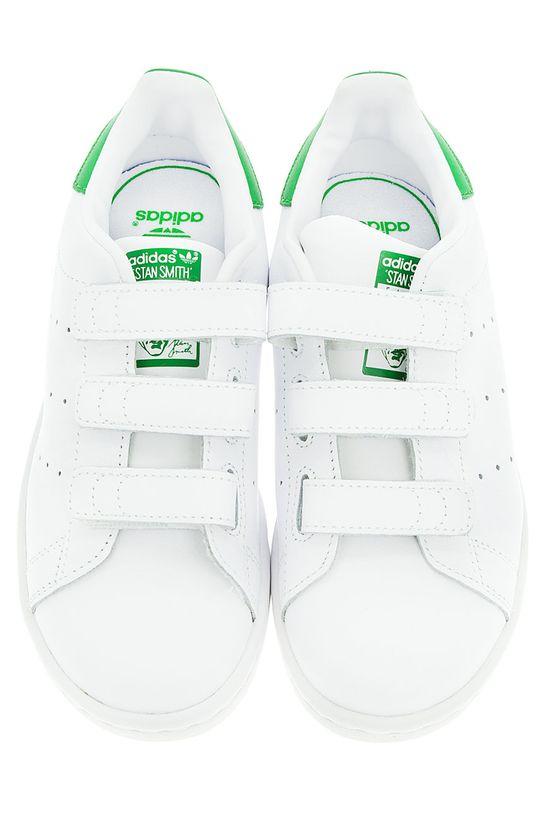 adidas Originals - Дитячі черевики Stan Smith CF C білий