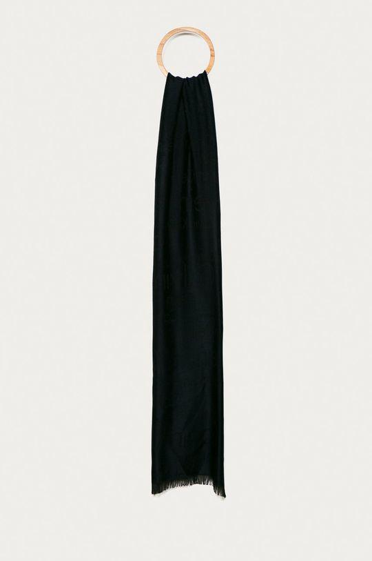 čierna Calvin Klein Jeans - Šál Pánsky