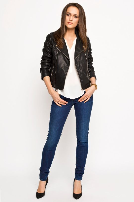 Pepe Jeans - Jeansy Soho Materiał zasadniczy: 84 % bawełna, 14 % poliester, 2 % elastan Podszewka kieszeni: 65 % poliester, 35 % bawełna