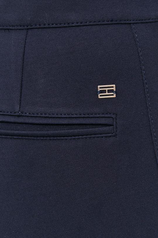 granatowy Tommy Hilfiger - Spodnie Imogen Como Rw