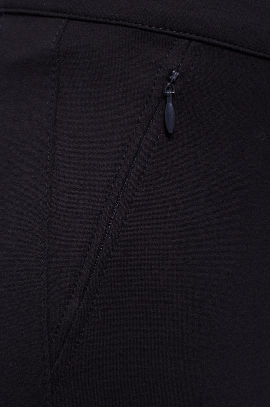 czarny Tommy Hilfiger - Spodnie Imogen Como Rw