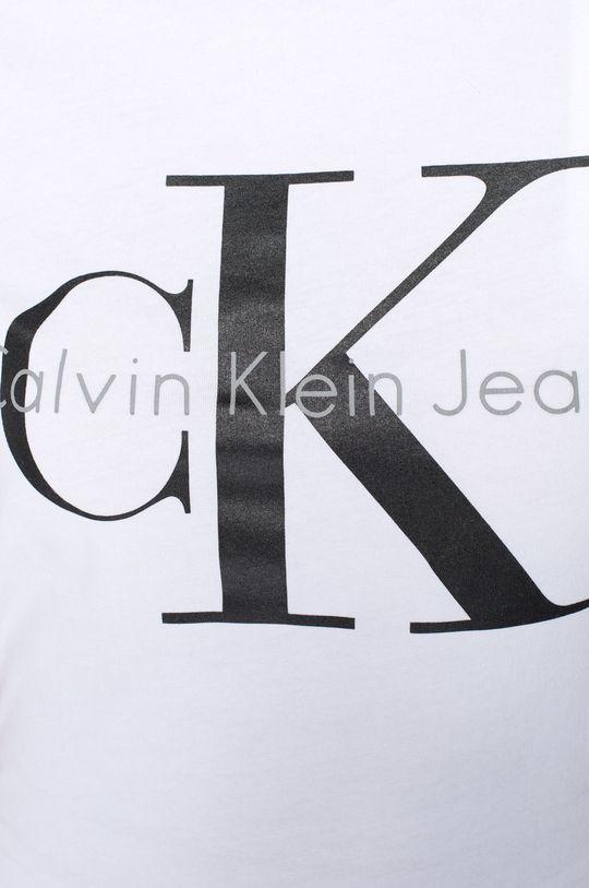 білий Calvin Klein Jeans - Футболка