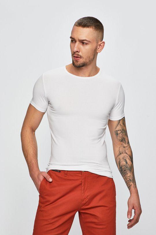 svetlosivá Tommy Hilfiger - Pánske tričko (3-pak) Pánsky