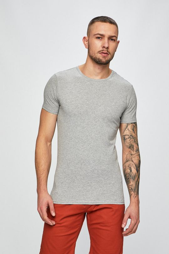 Tommy Hilfiger - Pánske tričko (3-pak) <p>95% Bavlna, 5% Elastan</p>