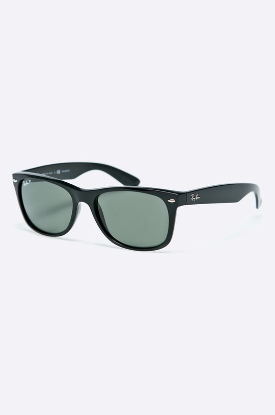 czarny Ray-Ban - Okulary Męski