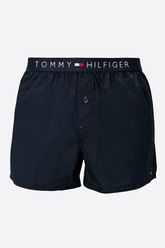 bleumarin Tommy Hilfiger - Boxeri Woven Cotton De bărbați