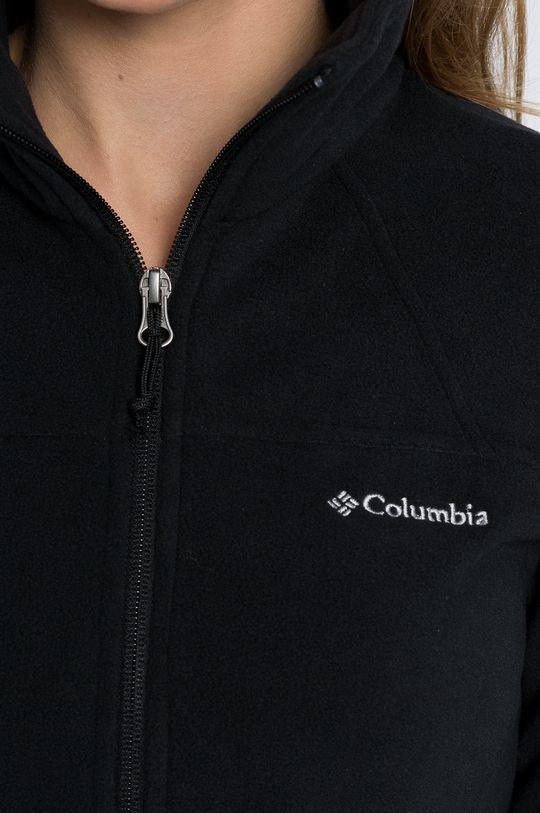 czarny Columbia - Bluza Fast Trek II