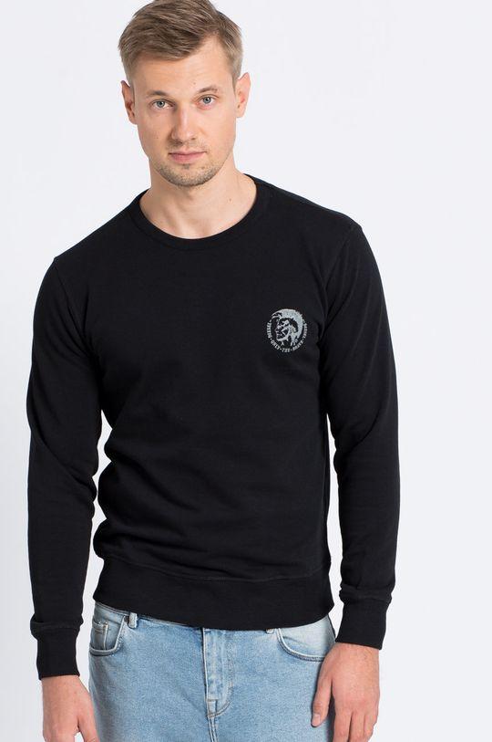 negru Diesel - Bluza De bărbați