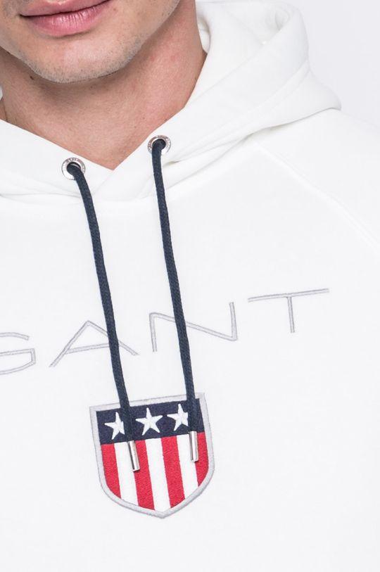 biały Gant - Bluza