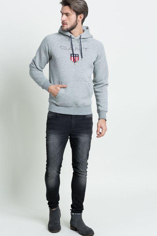 Gant - Bluza szary