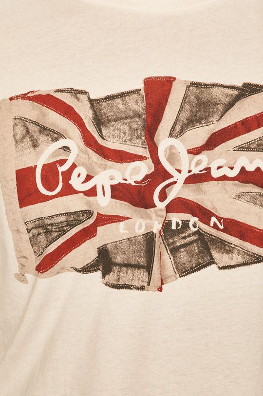 Pepe Jeans - Tričko s dlouhým rukávem Pánský