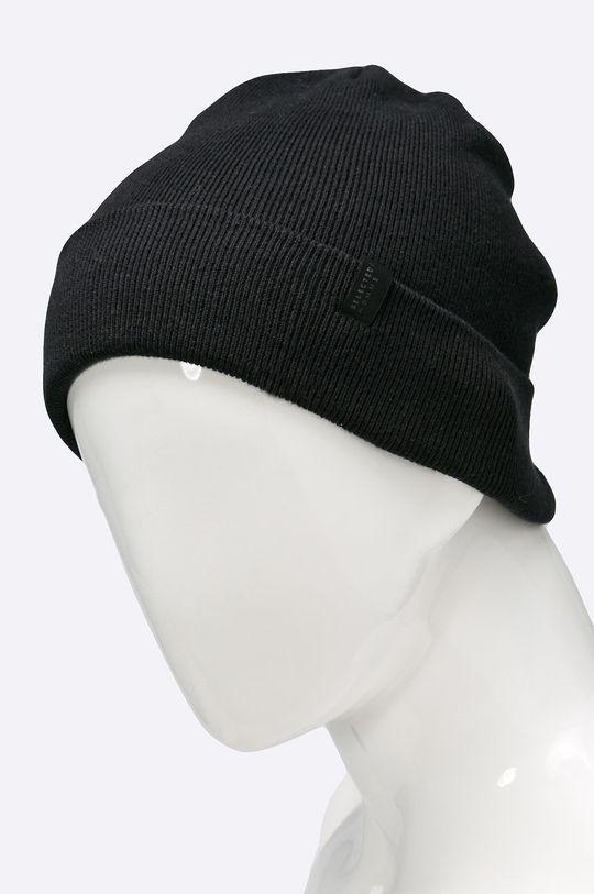 Selected - Čiapka čierna