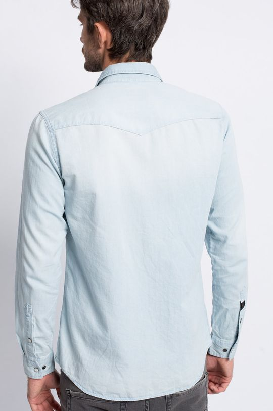 svetlomodrá Produkt by Jack & Jones - Košeľa Western