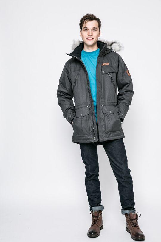 Columbia - Пухено яке сив