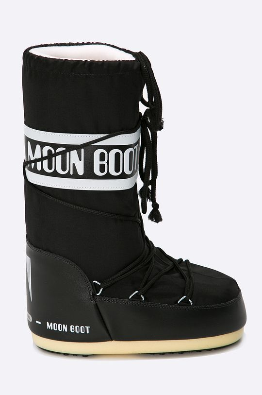 negru Moon Boot - Cizme de iarna De femei