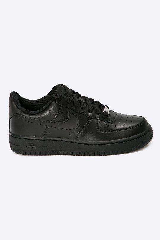 čierna Nike Sportswear - Topánky Air Force 1 Dámsky