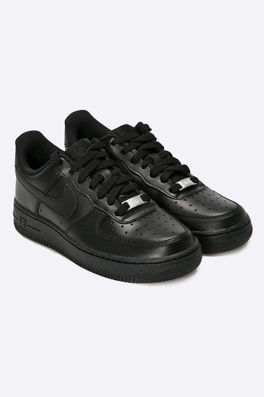 Nike Sportswear - Topánky Air Force 1 čierna