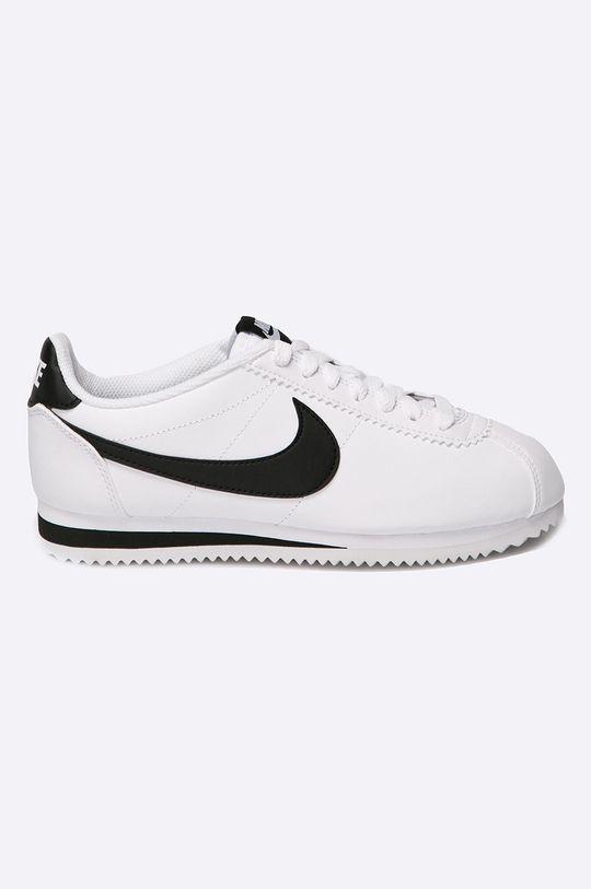 biały Nike Sportswear - Buty Classic Cortez Damski