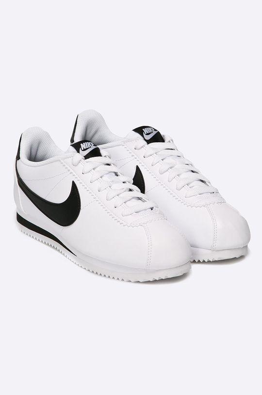 Nike Sportswear - Buty Classic Cortez biały