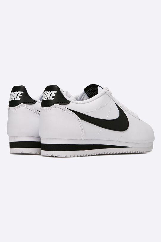 biały Nike Sportswear - Buty Classic Cortez