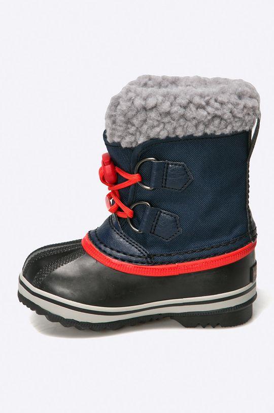 Sorel - Dětské sněhule  Svršek: Umělá hmota, Textilní materiál Vnitřek: Textilní materiál Podrážka: Umělá hmota