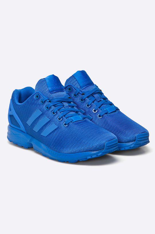 adidas Originals - Topánky ZX Flux modrá