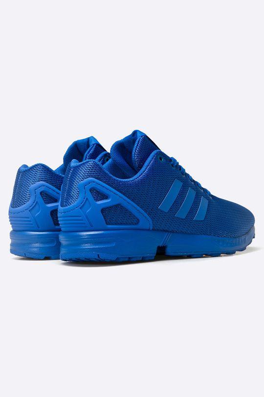 modrá adidas Originals - Topánky ZX Flux