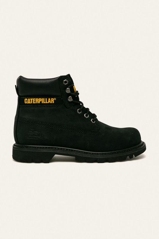 czarny Caterpillar - Buty wysokie Colorado Męski